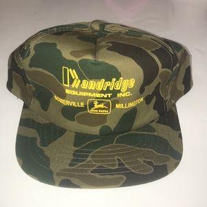 Men's vintage Deadstock andridge John Deere hat